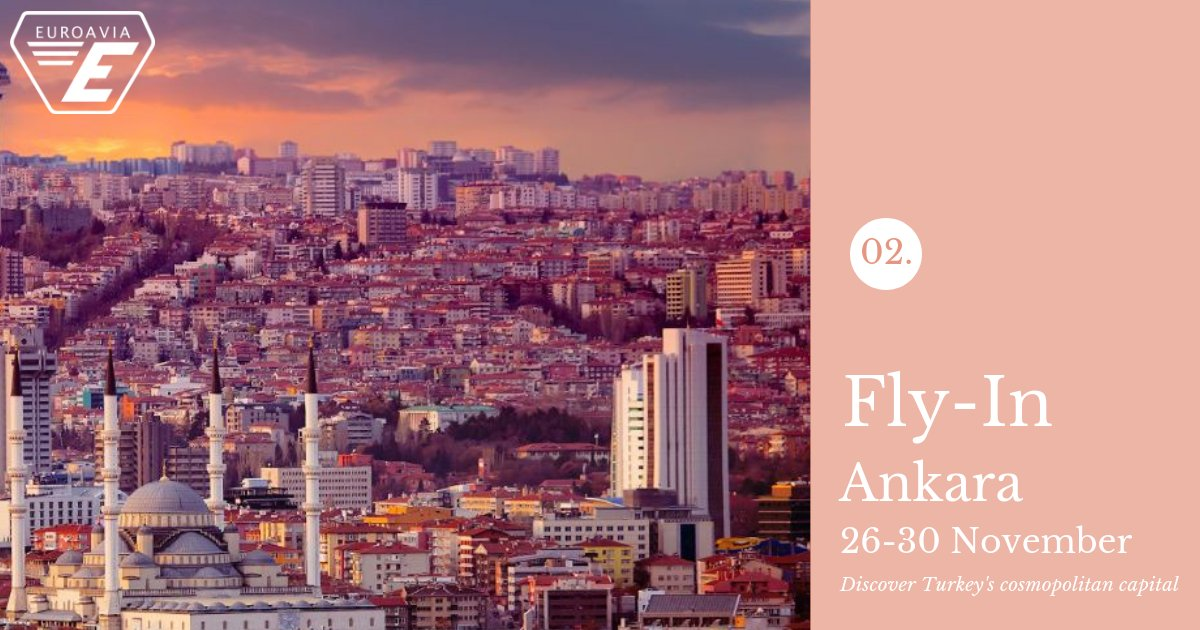 Fly-in Ankara 2018